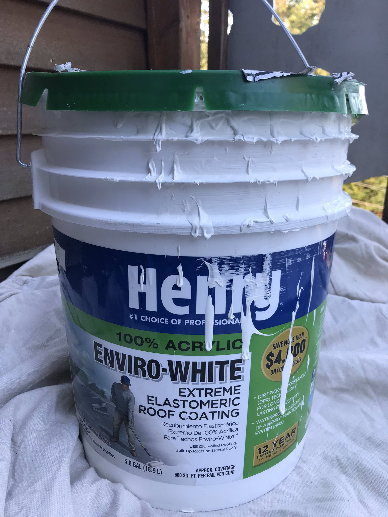 Henry paint